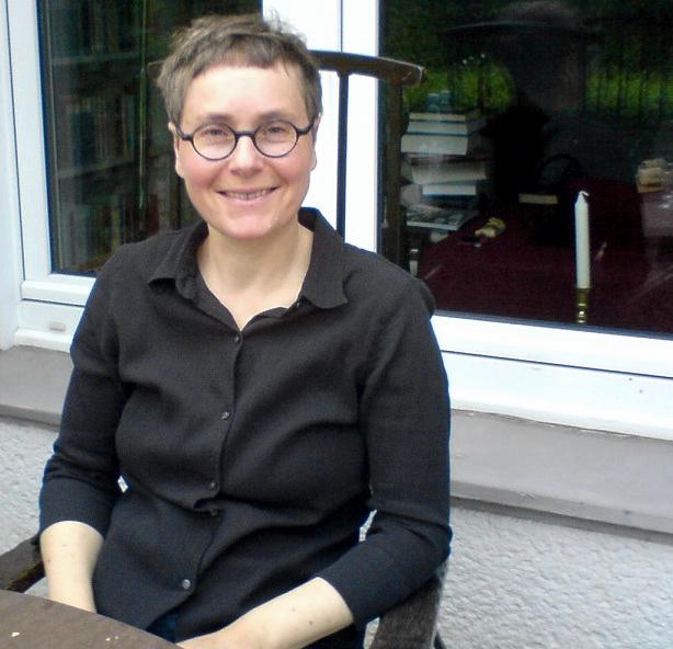 Angela Steidele Homestory