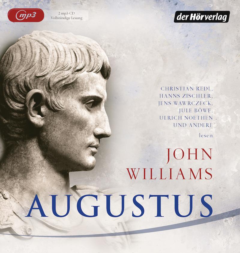 Cover John Williams Augustus